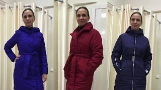 Сравнение трех утепленных пальто Faberlic