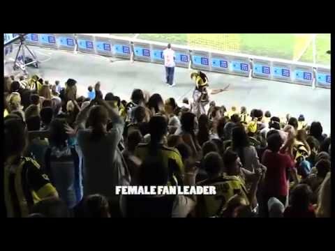 What If 46,000 Fenerbahce Female Fans Fill A Football Stadium