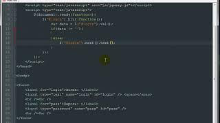 Урок 1  Проверка формы без перезагрузки с помощью JavaScript