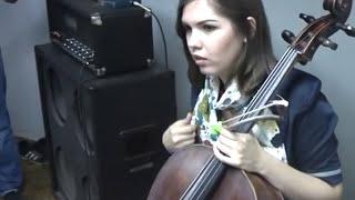 �������� ���� Репетиция акустической программы с квартетом ������