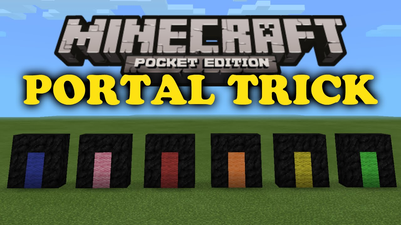 minecraft pe how to make obsidian