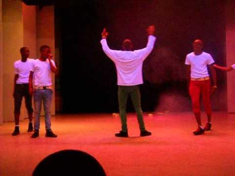 Oranjemund Mix Boyz the Dancers