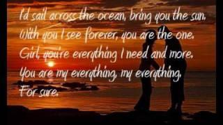 Brian McKnight- Everything Lyrics
