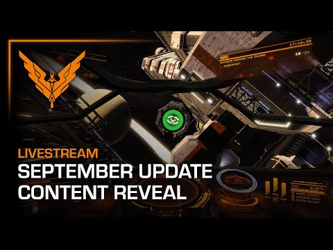 Elite Dangerous – September 18 Update – New Starter System