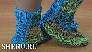 видео Долой теплые носки