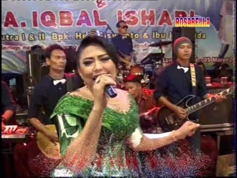 Wiwik S Feat Brodin - Nitip Kangen - OM ROSA BELLA Live Banjaran Gersik 2017