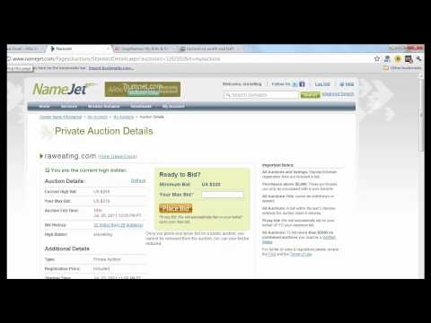Howto Buy and Flip/Develop Expired Domain Names