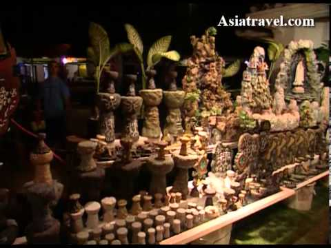 Night Bazaar Shopping, Guam by Asiatravel.com