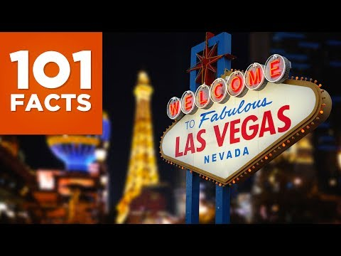 101 Facts About Las Vegas