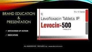 erezione di levofloxacina