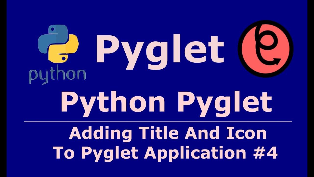 image title python