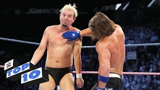 Top 10 SmackDown LIVE Momente: WWE Top 10, 18. Oktober 2016