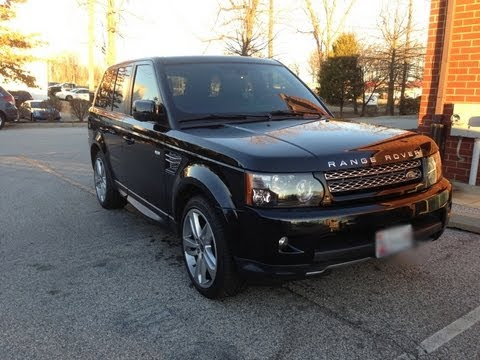 20122013 Range Rover Sport Supercharged V8 50 Overview Many