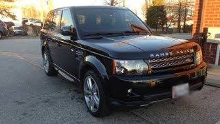 2012/2013 Range Rover Sport Supercharged V8 5.0 Overview  (Many Options like Autobiography)