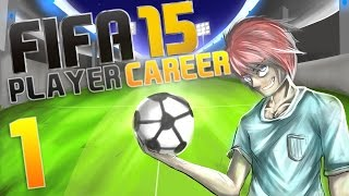 FIFA 15 - PLAYER CAREER - EPISODE 1 - GAMEPLAY (HD)