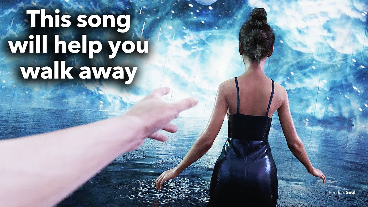 """The Ultimate WALK AWAY Song """"I'm Not Your Savior"""""""