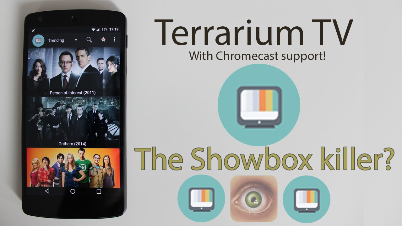 Terrarium Tv The Showbox Killer Youtube