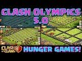 Clash of Clans - Clash Olympics BUILDER BASE! *Hunger Games*
