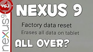 Is this the End for the Nexus 9? - Hands Off!