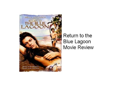 Return to the Blue Lagoon Movie Review