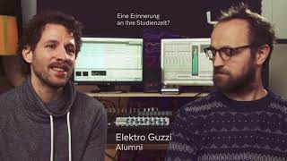 Elektro Guzzi Interview