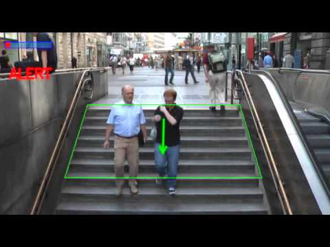 KiwiVision Direction Controller - Pedestrians