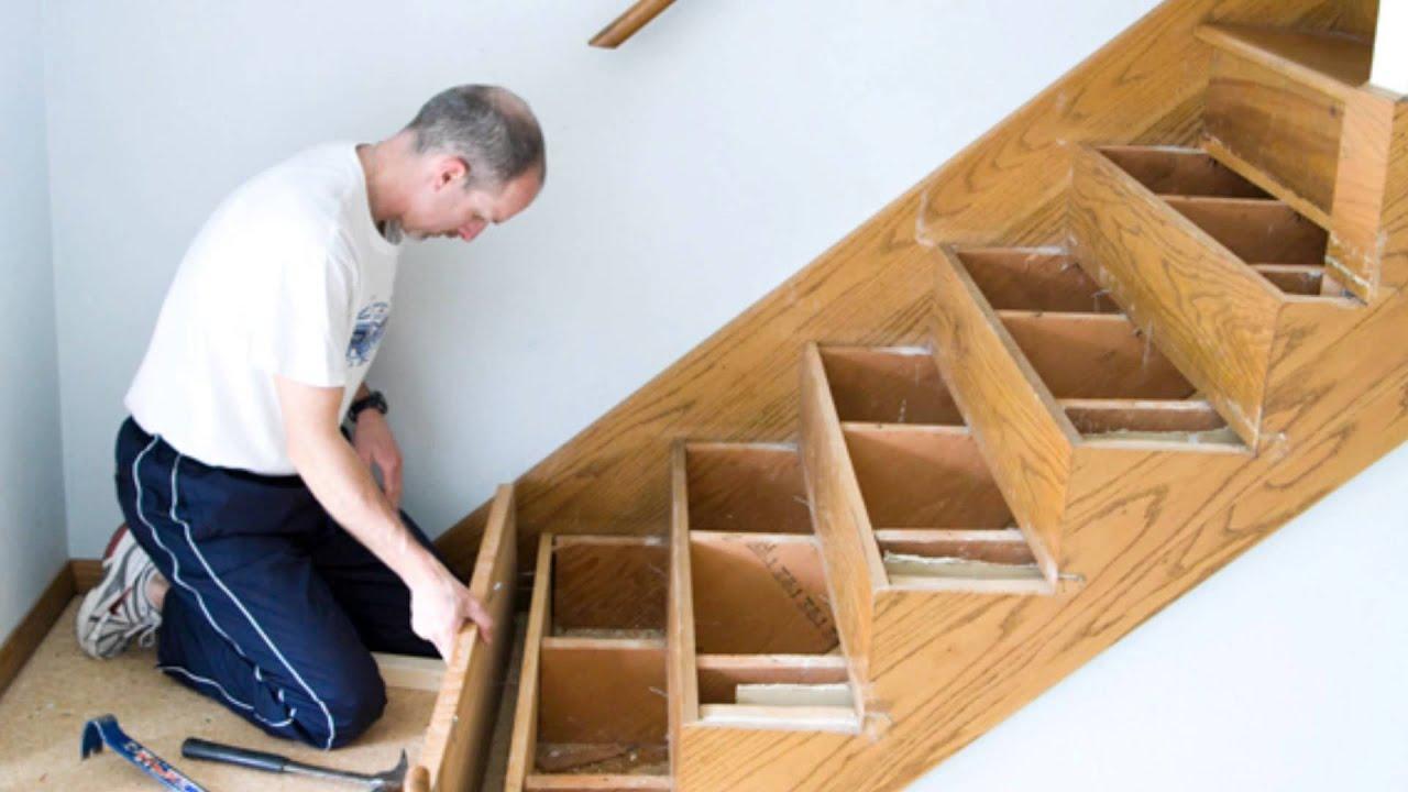 Traprenovatie malaxo voor al uw trappen youtube for Goedkope trappenmaker