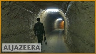 🇸🇾 Syria: Qalamoun fighters arrive in Aleppo after evacuation deal | Al Jazeera English
