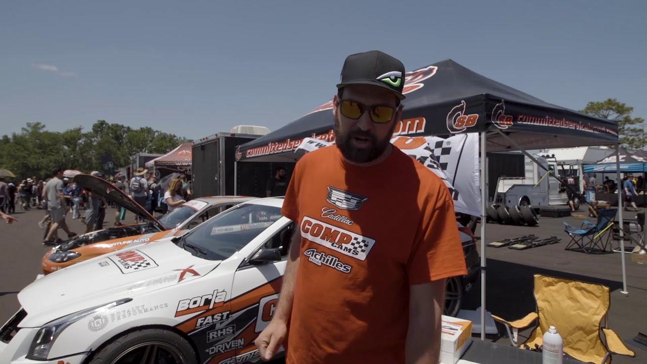 Cadillac Atsv Drift Car Youtube