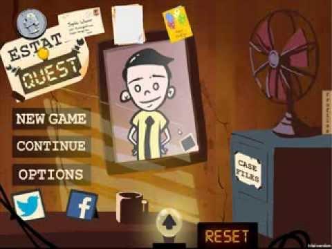 Demo of Estate Quest Game