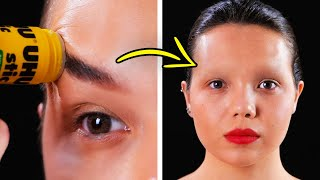 PRICELESS GIRLY HACKS || 28 MAKEUP AND BEAUTY IDEAS