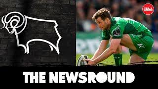 THE NEWSROUND | Keogh crash, Carty starts, England blitz USA | LIVE