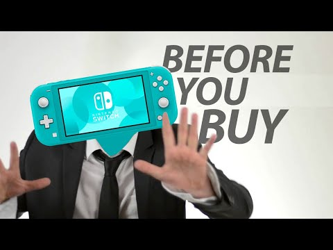 Nintendo Switch Lite - Before You Buy