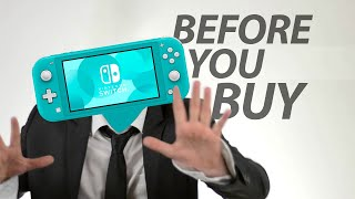 Nintendo Switch Lite - Before You Buy (Video Game Video Review)