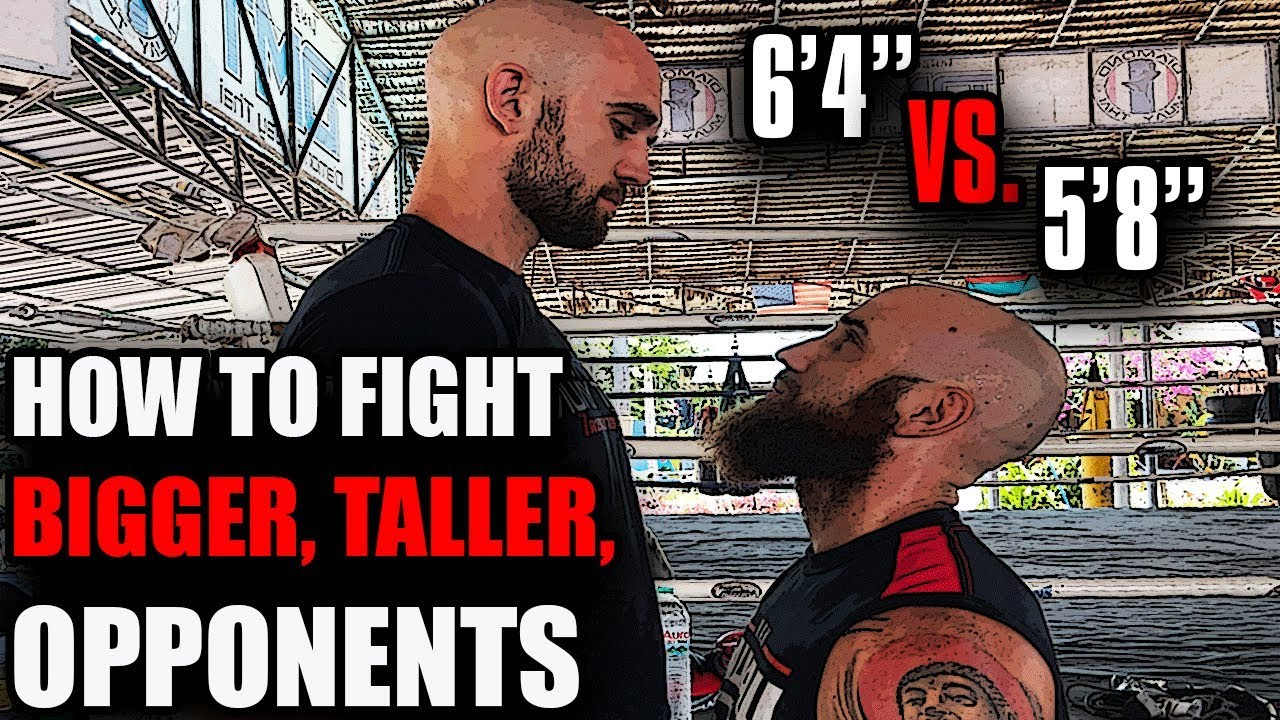 Download How To Fight Someone Bigger And Taller Than You