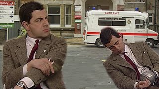 Mr Bean visits the Hospital | Mr Bean Funny Clip | Classic Mr Bean
