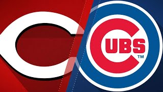 Lester, Cubs blank Reds in 9-0 win: 9/30/17