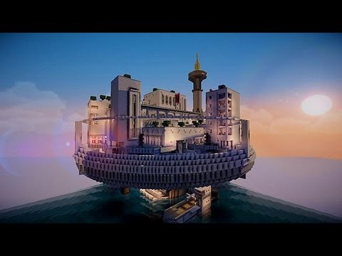Minecraft 1 6 Modern City Stained Hard Clay Let Talk