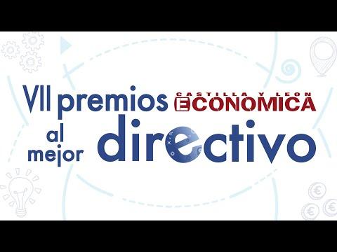 Gala de entrega de los VII Premios Castilla y León Económica al Mejor Directivo