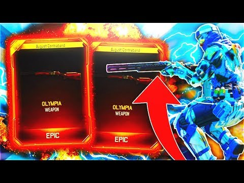 """the OLYMPIA SHOTGUN is TOO GOOD! NEW Black Ops 3 """"OLYMPIA"""" DLC Weapon Gameplay! (BO3 NEW DLC WEAPON)"""