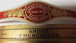 Romeo y Julieta Short Churchills Cigar Reviews Ep14 Pt1
