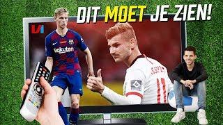 'Populaire Frenkie De Jong Wekt Oude Tiki-Taka Tijden Van Barça's Xavi & Iniesta Weer Tot Leven'