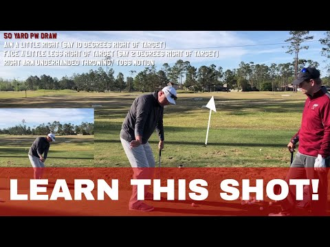 The One Shot You Should Learn to Be Better at Golf 🏌️