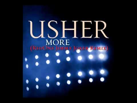 Download Usher - More - RedOne Jimmy Joker Remix (Pseudo Video)