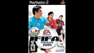 FIFA Soccer 2005 (Playstation 2)