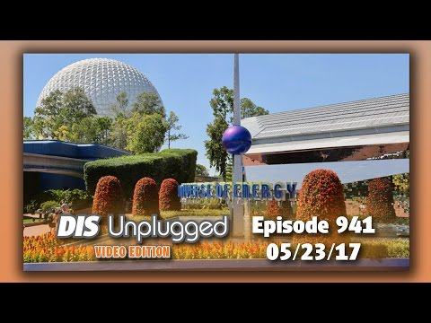 News + Disney Fantasy Enhancements + Pandora Accessibility  | 05/23/17