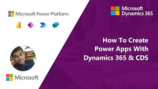 How to create PowerApps with Dynamics 365 & CDS 2 0 Data Sources