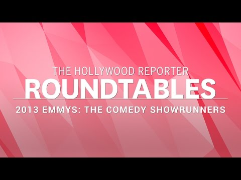 Greg Daniels, Mike Schur and more Comedy Showrunners on THR's Roundtable | Emmys 2013