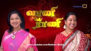 வாணி ராணி - VAANI RANI - Episode 1730 - 23-11-2018