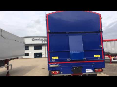 New 2014 Muldoon Blower Tipper Trailer For Sale